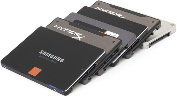 SSD, SSD harddisk, SSD disk