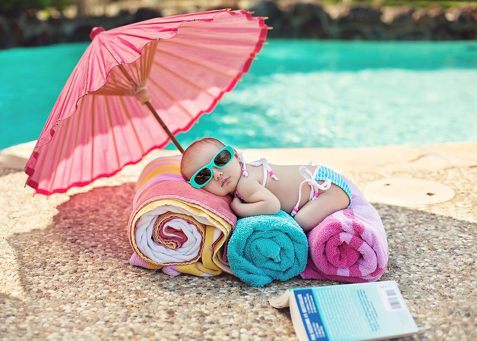 Bebekleri sıcaktan koruma, sıcaktan korunma yolları, yaz sıcakları