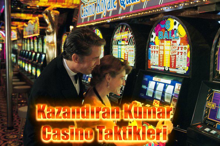 Kollu Casino Kumar Taktikleri