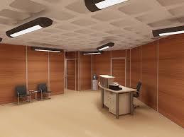 ofis bölme sistemleri, dolu ara bölme sistemi