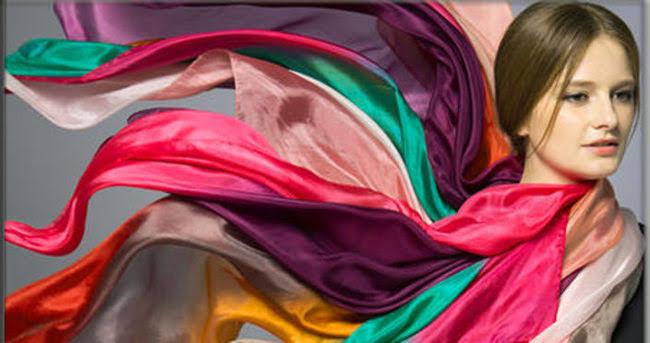 ipek eşarp bakımı, ipek eşarp bakımı yapımı, ipek eşarp nasıl yıkanmalı