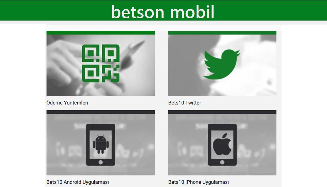 betson mobile